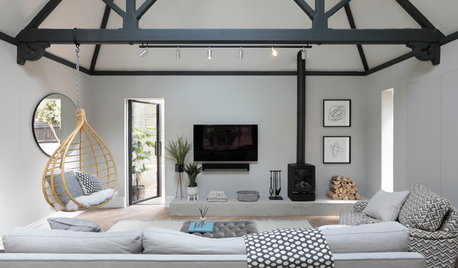 Houzz Tour: A Victorian House That's a Perfect Mix of Old and New