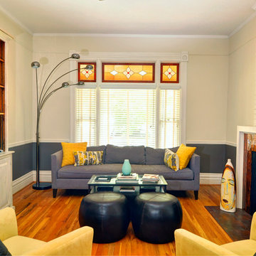 Victorian Fireplace Remodel