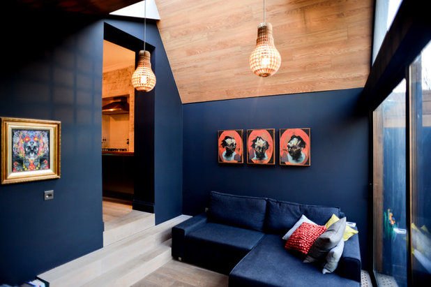 Soggiorno by Building Designs