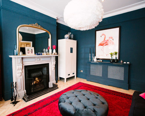 Design Ideas For An Eclectic Living Room In London. Part 63