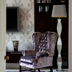 rustic grand victorian living room design | Rustic Chic - Eclectic - Living Room - Calgary - by ...
