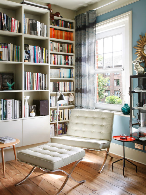 White Leather Barcelona Chair Ideas Pictures Remodel And Decor