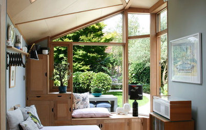 British Houzz: An Addition Connects a London Home With Its Garden