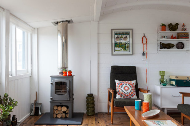 Scandinavian Living Room by Chris Snook