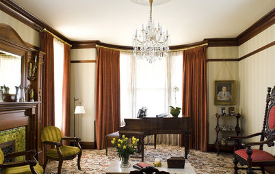How to Bring Out Your Home's Character With Trim