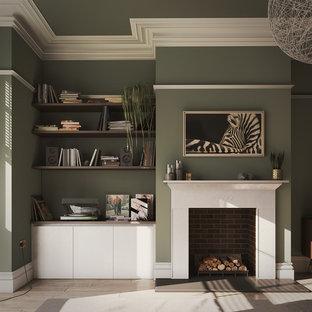 Victorian Terraced Livingroom
