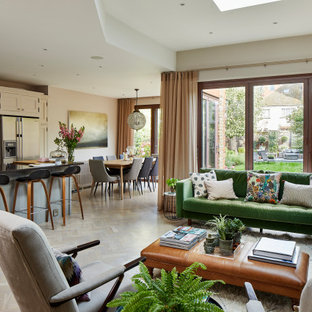 Photo of a contemporary living room in London.