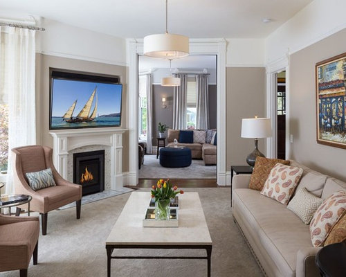 Luxury Living Room Ideas | Houzz