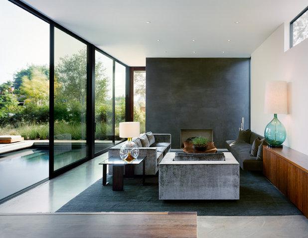 Moderno Salón by MK Properties