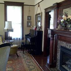 Traditional  by Judy Luckenbach Interior Design
