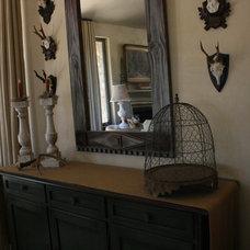 Traditional Living Room by Vignette Design