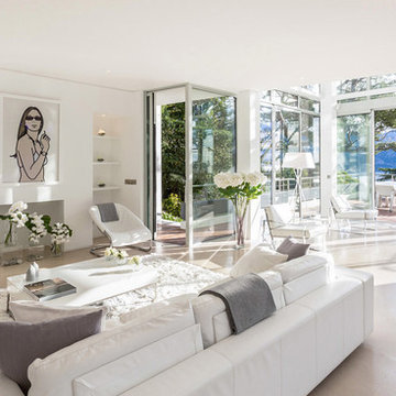 Villa, Saint-Jean-Cap-Ferrat