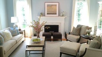 Villanova-Casual Elegance Living Room
