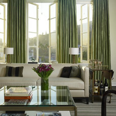 Contemporary Living Room by Vincere, Ltd.