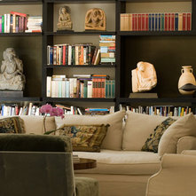 Contemporary Living Room By Vinci