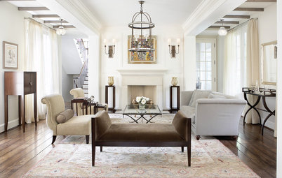 How to Choose Traditional Living Room Furniture