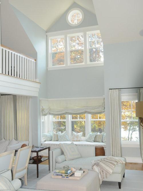 Benjamin moore hepplewhite ivory ideas pictures remodel - Ivory painted living room furniture ...