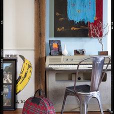 Modern Living Room Vintage bag, Wurlitzer organ