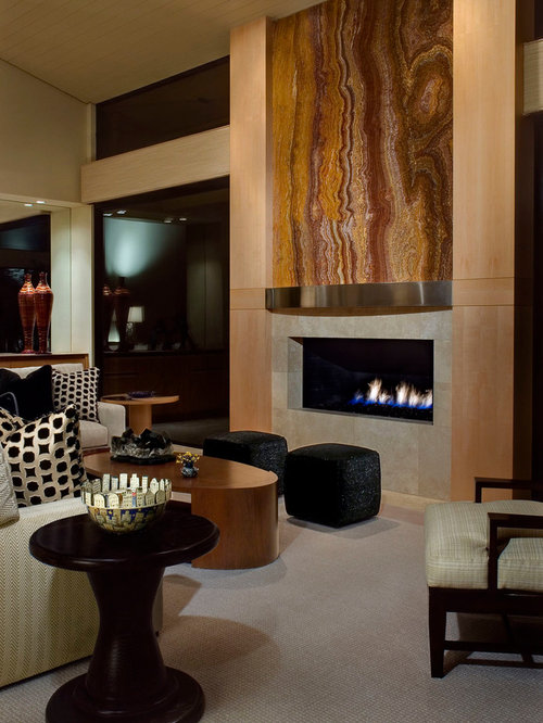 Onyx Fireplace Houzz