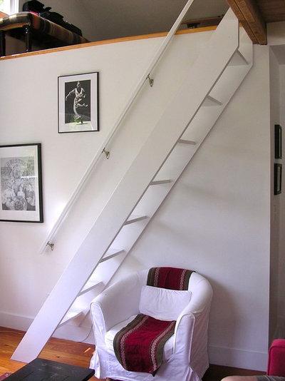 10 ideen f r den weg ins hochbett. Black Bedroom Furniture Sets. Home Design Ideas