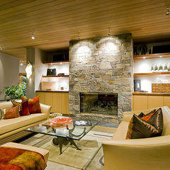 contemporary living room by mark pinkerton  - vi360 photography
