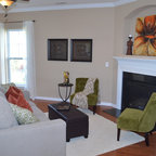 Living Room 12 Traditional Living Room Boston By