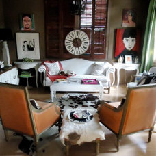 Living Room by Valorie Hart