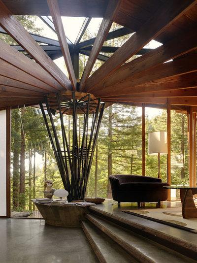 Contemporain Salon by DWYER DESIGN