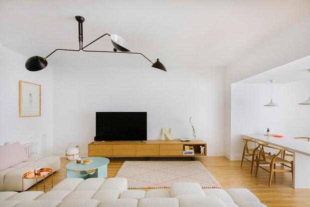 Contemporáneo Salón by Nimú