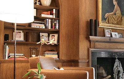 Luxuriate in a Gentlemen's Club Look at Home
