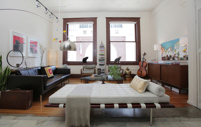 How 2 People Can Stay Sane (and in Style) in a Studio Apartment