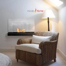 Contemporary Living Room by Moda Flame
