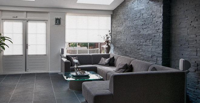 Modern Living Room by Barroco