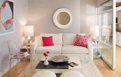 Le regole per illuminare il salotto e creare latmosfera giusta