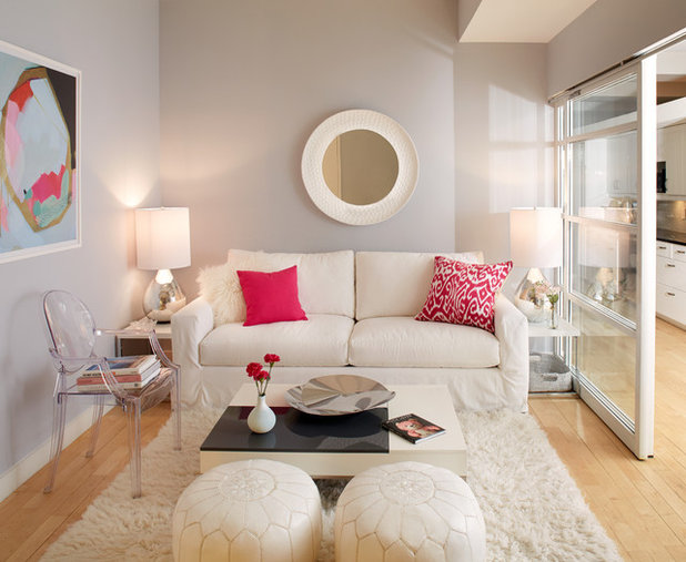 Kleines Wohnzimmer Modern Einrichten Tipps Und Beispiele Modernes