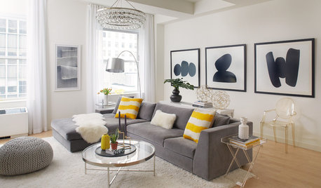 How to Decorate a Small Drawing Room