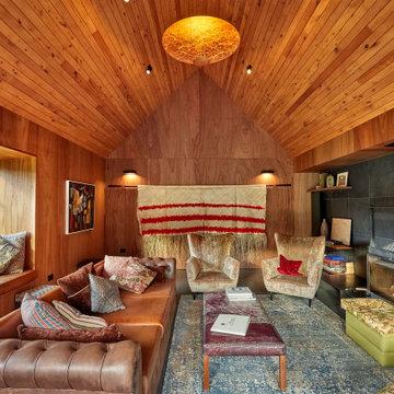 Wanaka Crib Living Room