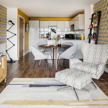 Houzz Tour: A New-build Flat That's Full of Fun and Personality