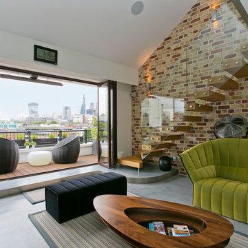Wapping Warehouse Conversion London