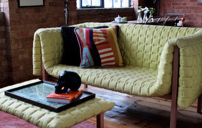 Please Touch: Texture Makes Rooms Spring to Life
