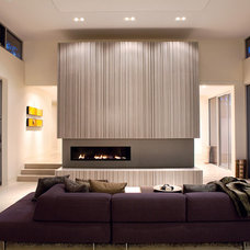 modern living room by California Home + Design