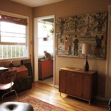 Modern Living Room warm living room