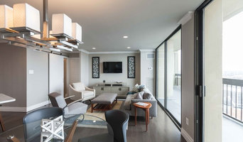 Warm Modern Meets Sophisticated Industrial