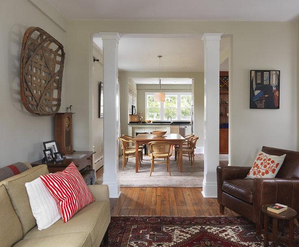 Contemporary Living Room by Union Studio, Architecture & Community Design