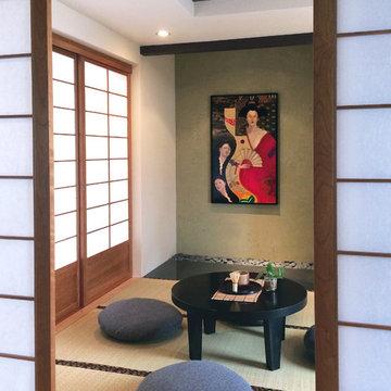 Washitsu - Modern Japanese Room