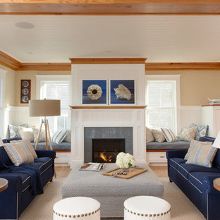 Navy Blue Living Room Ideas Photos