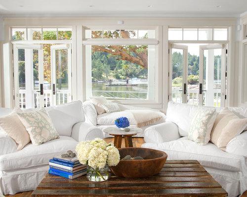 White Window Trim Houzz