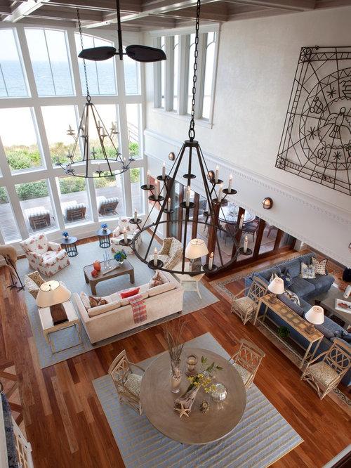 Amendoim flooring houzz for Area rugs for open floor plan