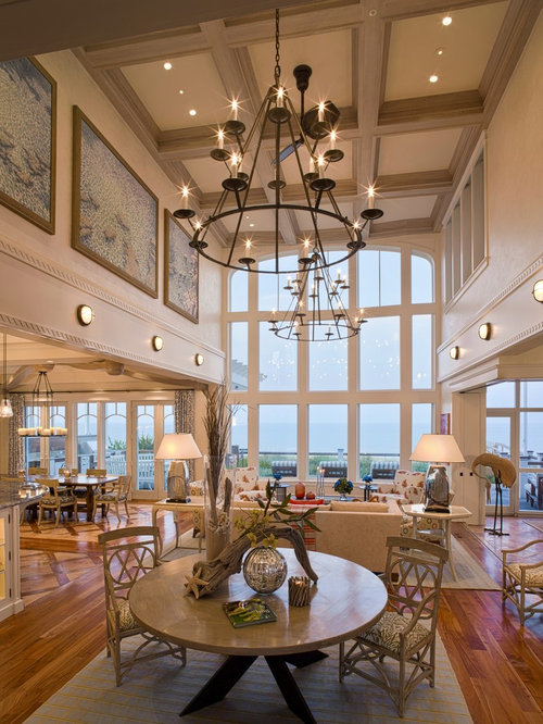 Different Ceiling Heights Home Design Ideas Pictures
