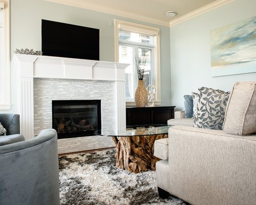 Tiled Fireplaces Houzz